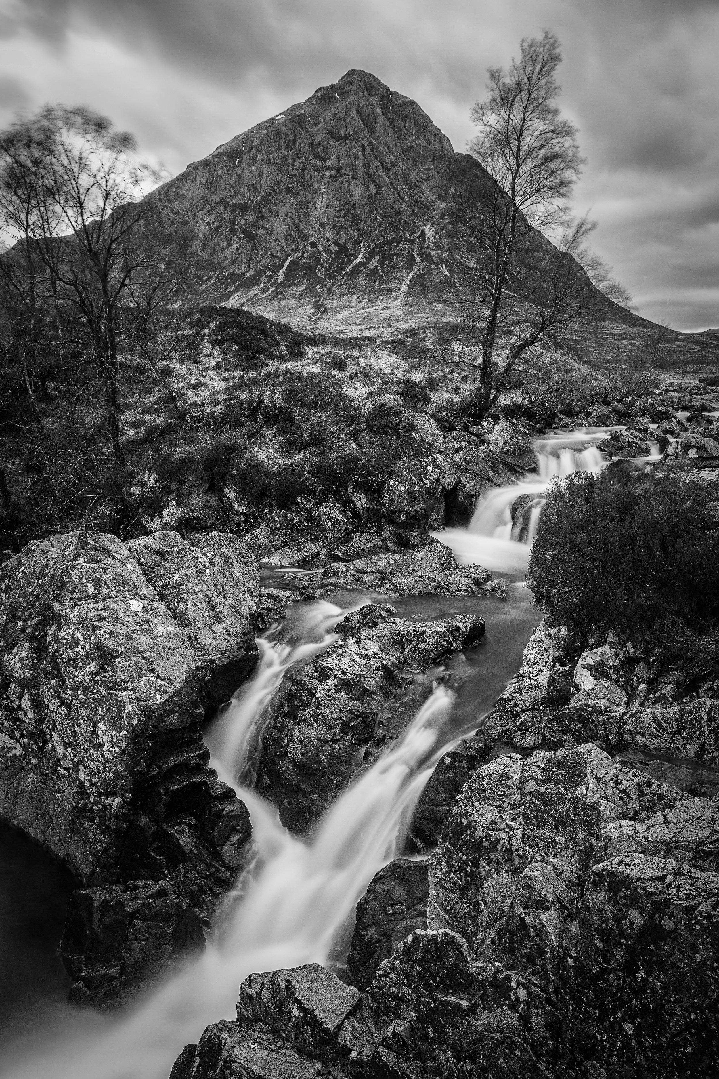 Buachaille Etive Mor, Highland