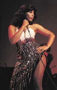 The Beautiful Donna Summer