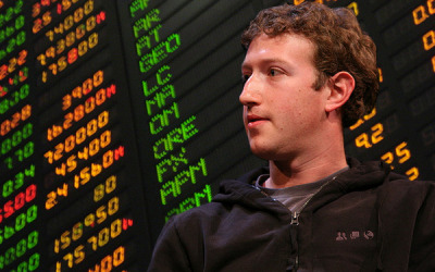 Zuckerberg facebook ipo
