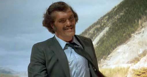 Richard Kiel as Reace in Silver Streak 1976