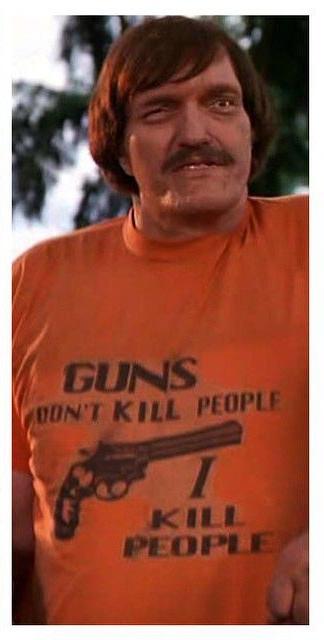 Richard Kiel as Mr. Larson in Happy Gilmore 1996