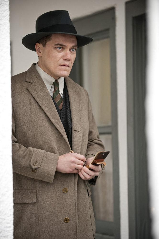 Agent Nelson Van Alden - fictional