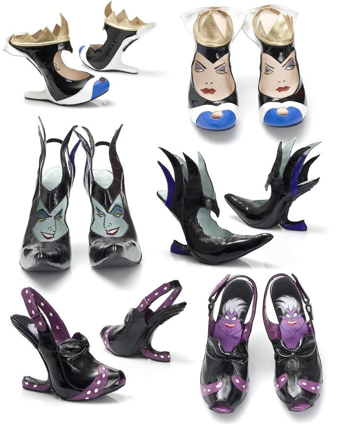 Witchcraft Kobi Levi's designs for Disney Villians
