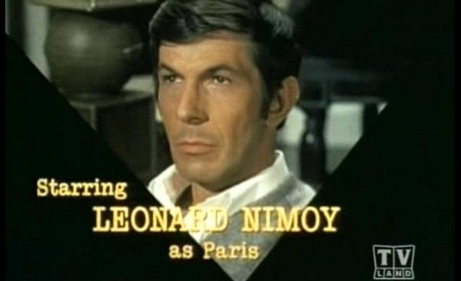 Leonard Nimoy as Paris Mission Impossible.jpg