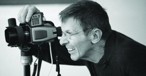 Leonard Nimoy director and photographer