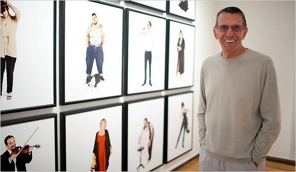 Leonard Nimoy photo gallery