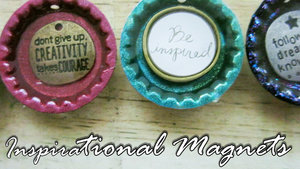 Easy+DIY+Resin+Bottle+Cap+Magnets+With+Inspirational+Sayings+1.jpg