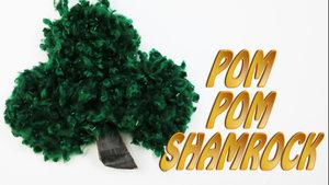 Lucky+Pom+Pom+Shamrock+for+St+Patrick's+Day.jpg