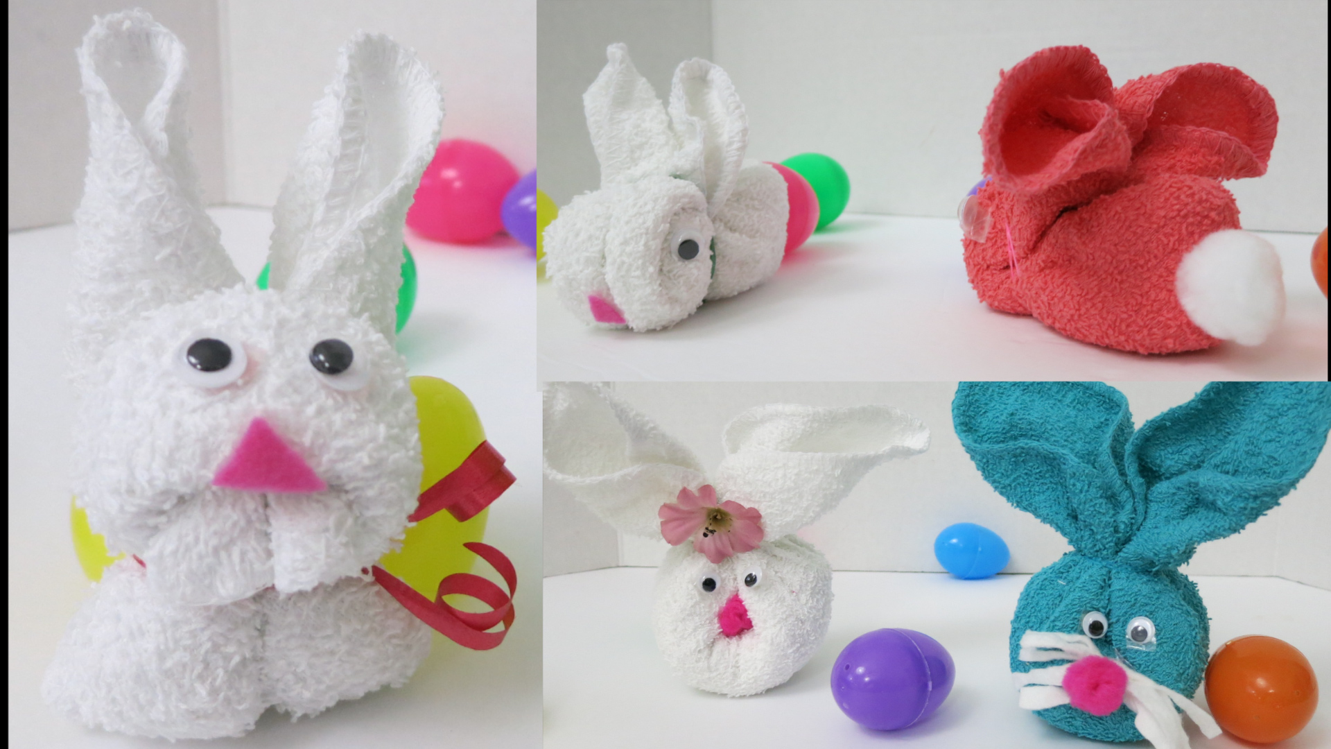 How to fold a Towel into an Easter Bunny Rabbit Animal Towel Origami.jpg