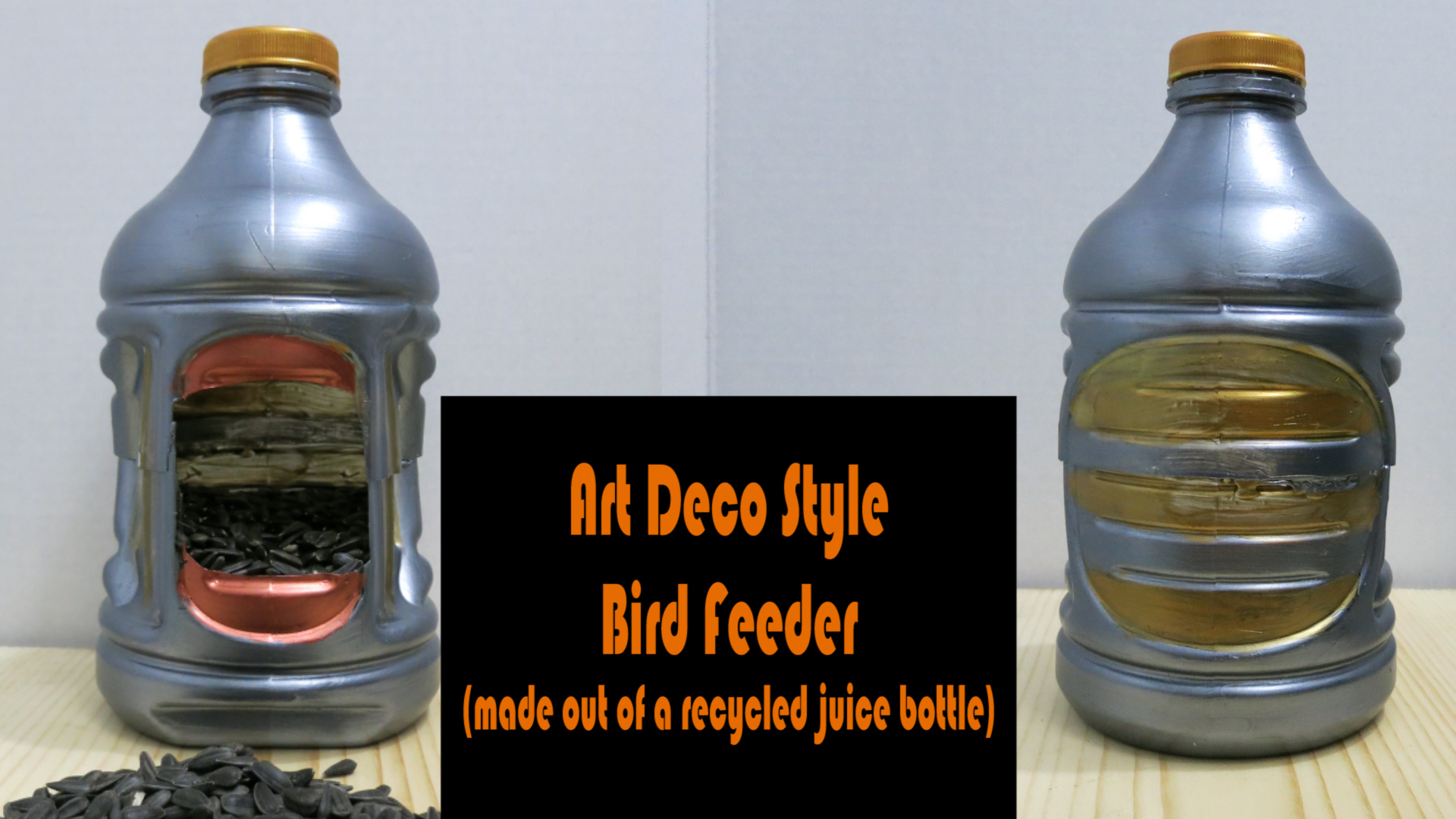 DIY Art Deco Style Bird Feeder out of a Recycled Juice Bottle.jpg