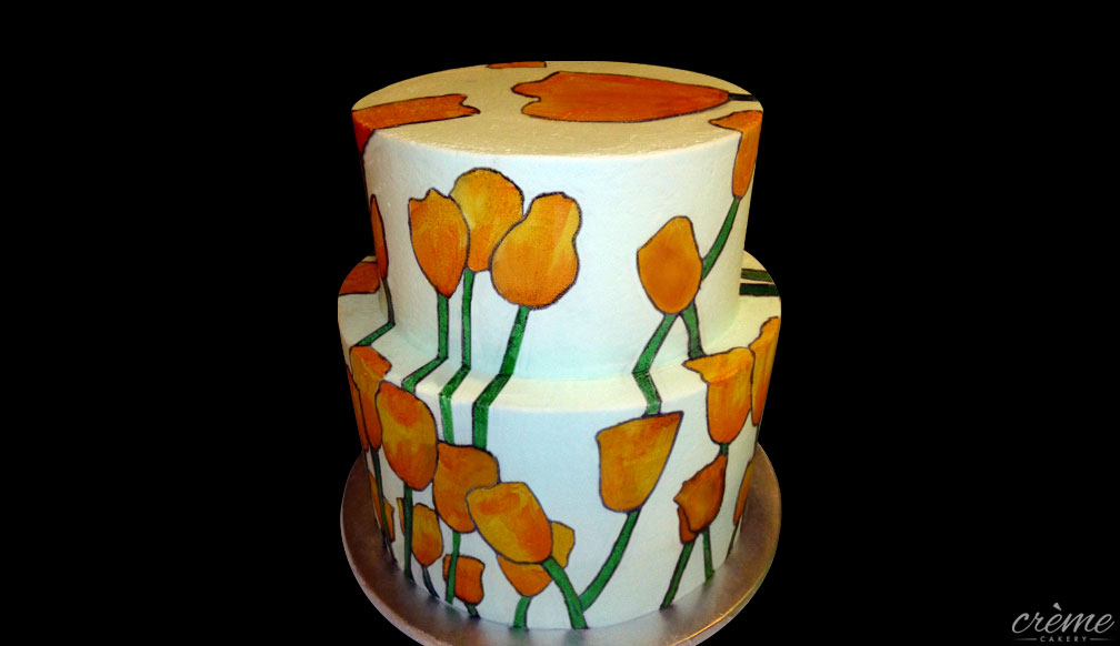 Buttercream Celebration Cake