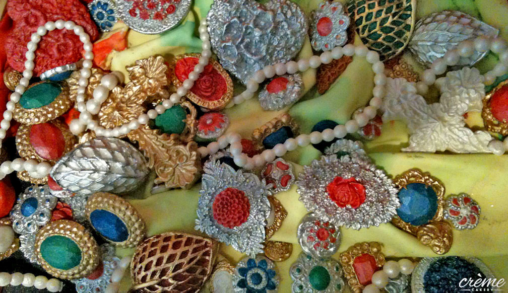 Fondant/Gumpaste Jewelry