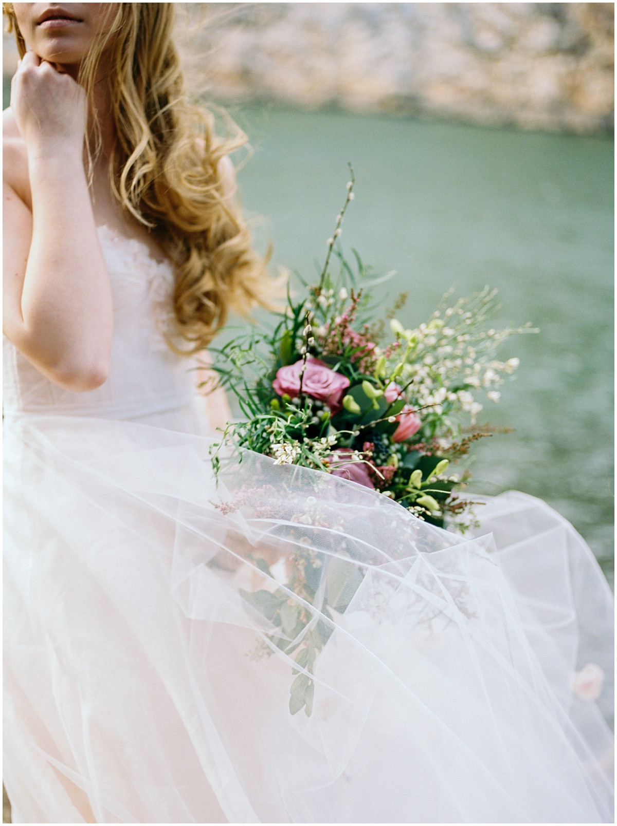 Abigail_Malone_Film_Wedding_Photography_KNoxville_TN_Blush_Dress_Outdoor_Windy_Pink_and_Green_Wedding_0016.jpg