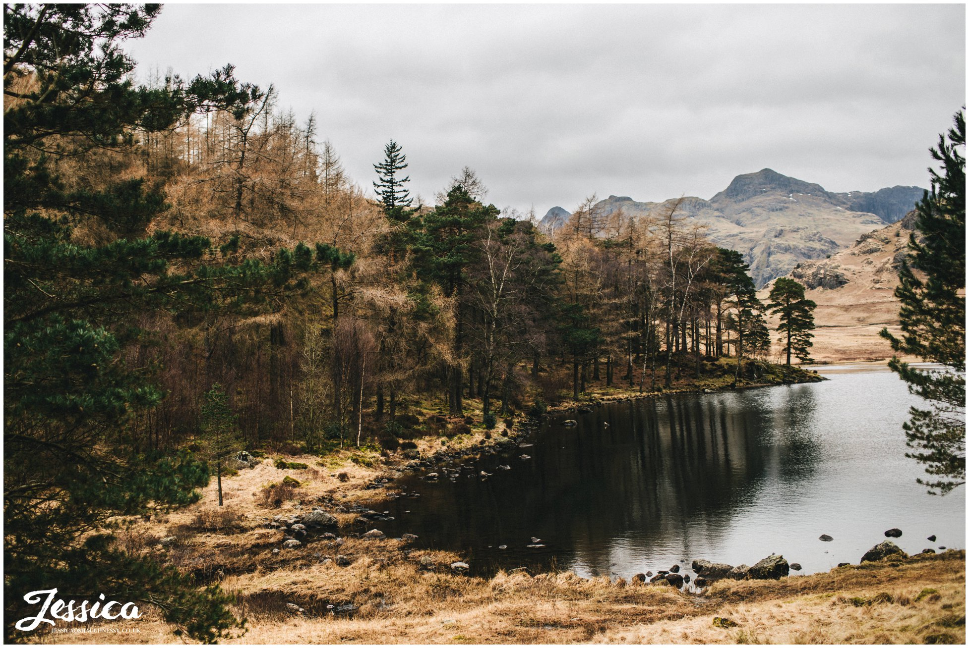 Blea Tarn, The Lake District