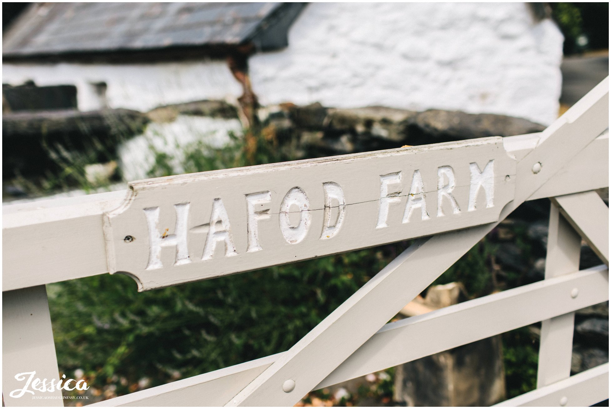 A Hafod Farm wedding in North Wales