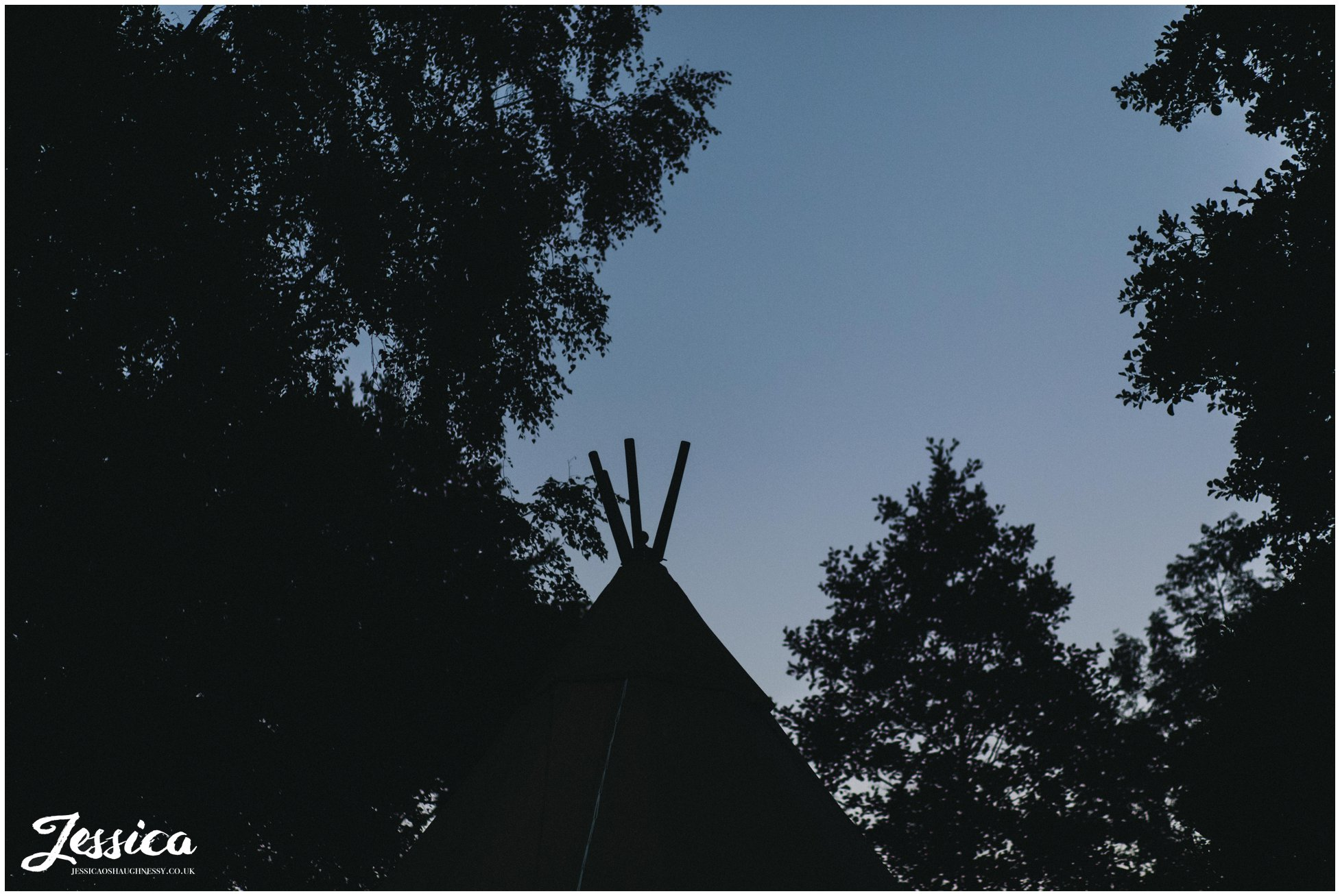 a tipi wedding at stonyford cottage gardens in cheshire