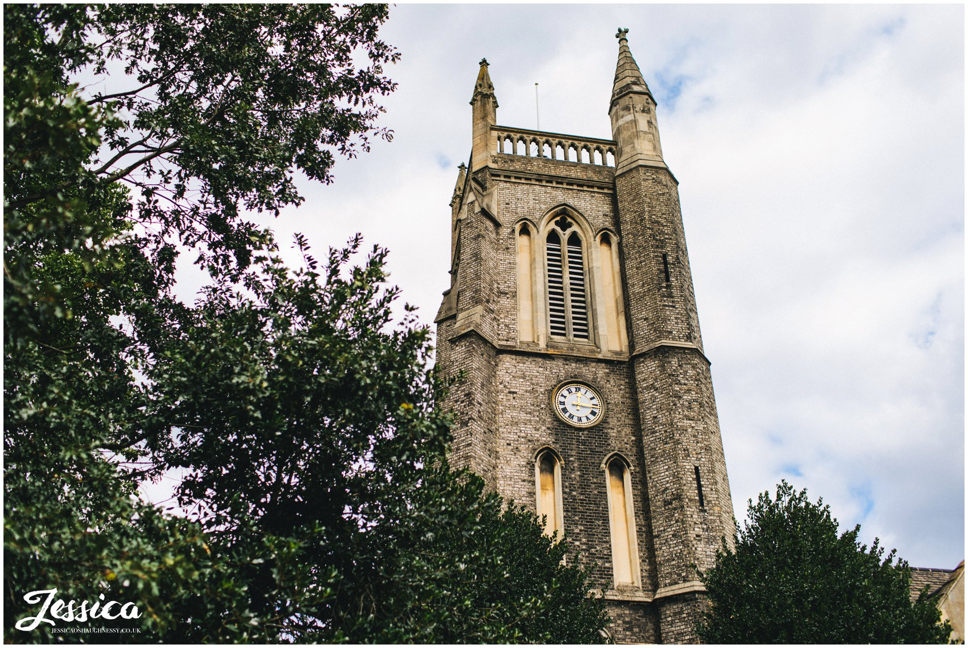 photograph of the church in london
