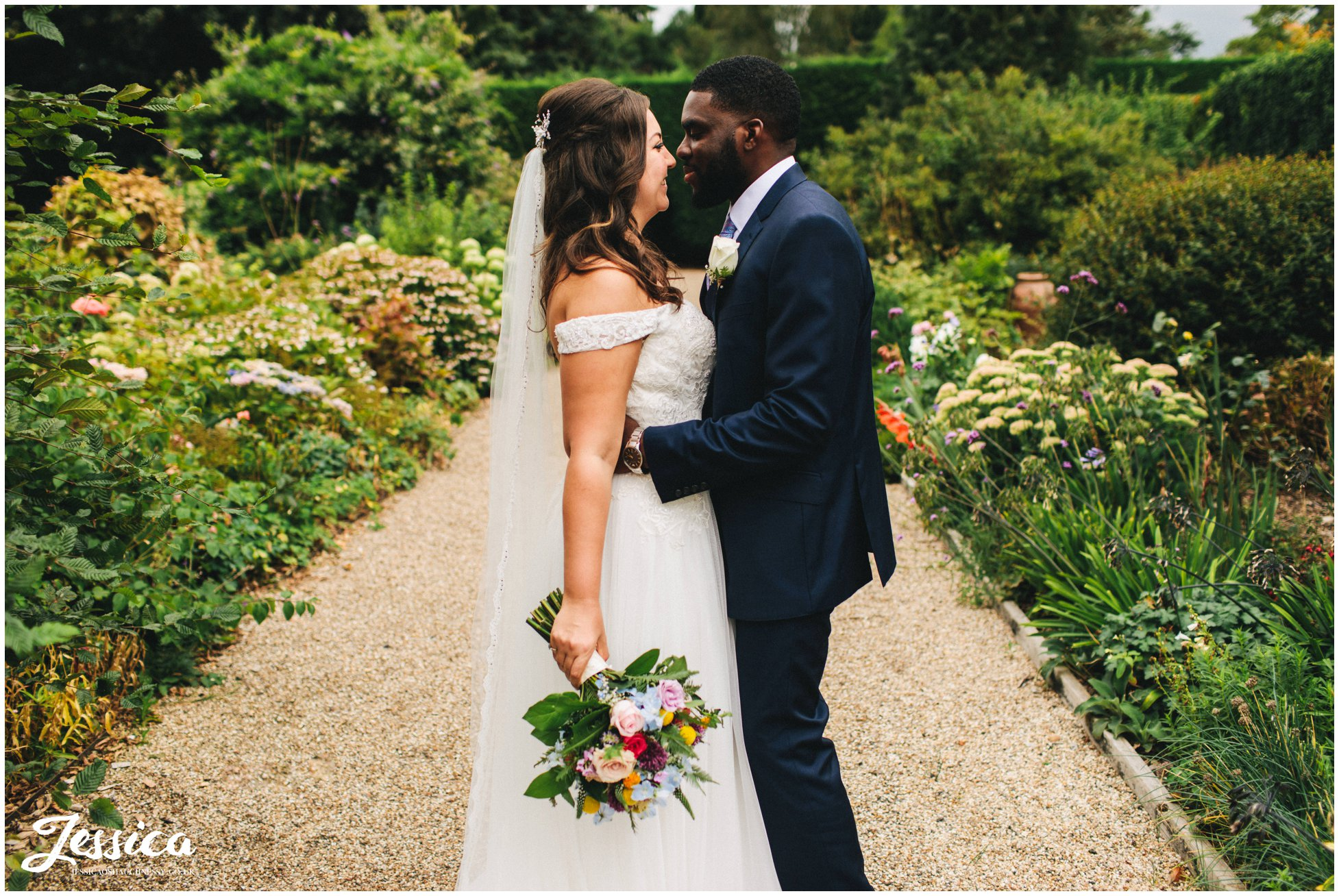 Gaynes Park Wedding in Epping, London