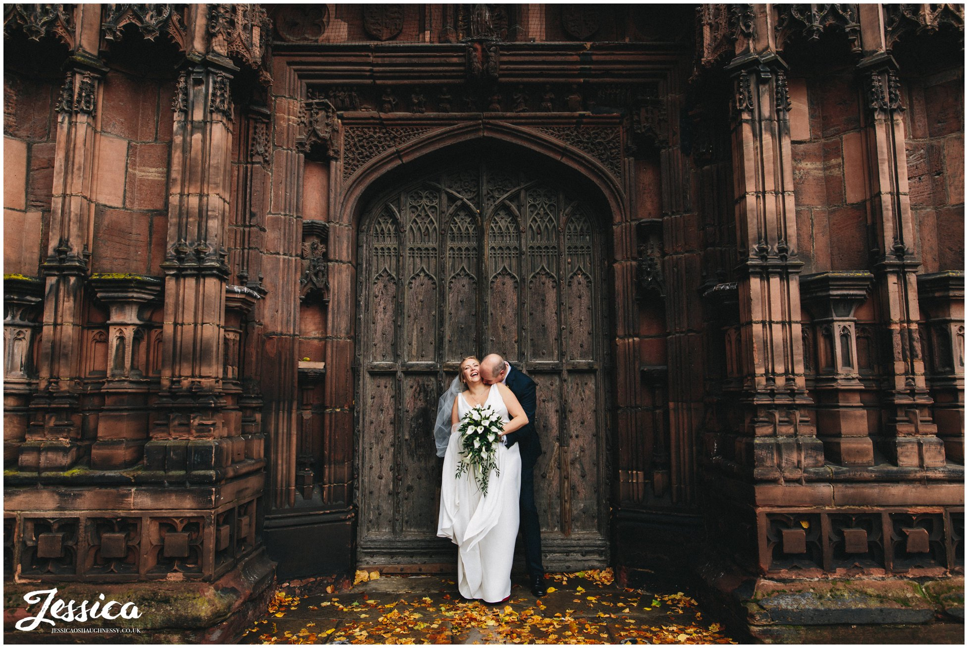 Cheshire wedding at Chester Town Hall