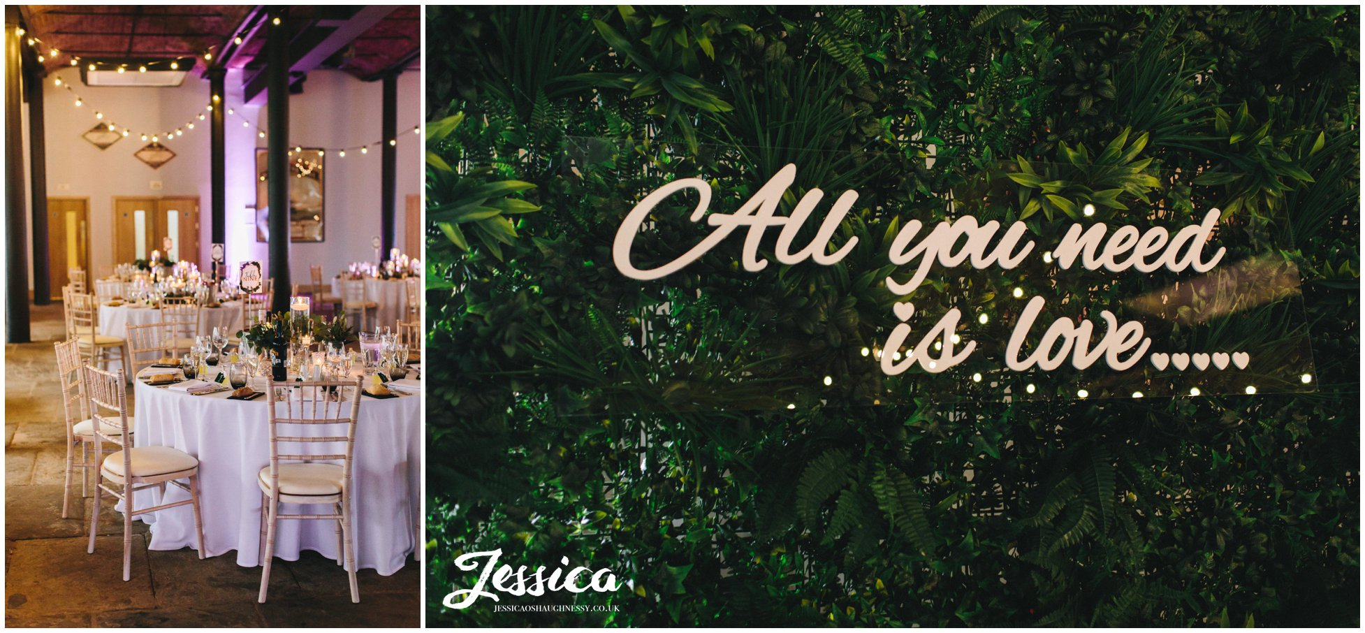 all you need is love botanical photo backdrop