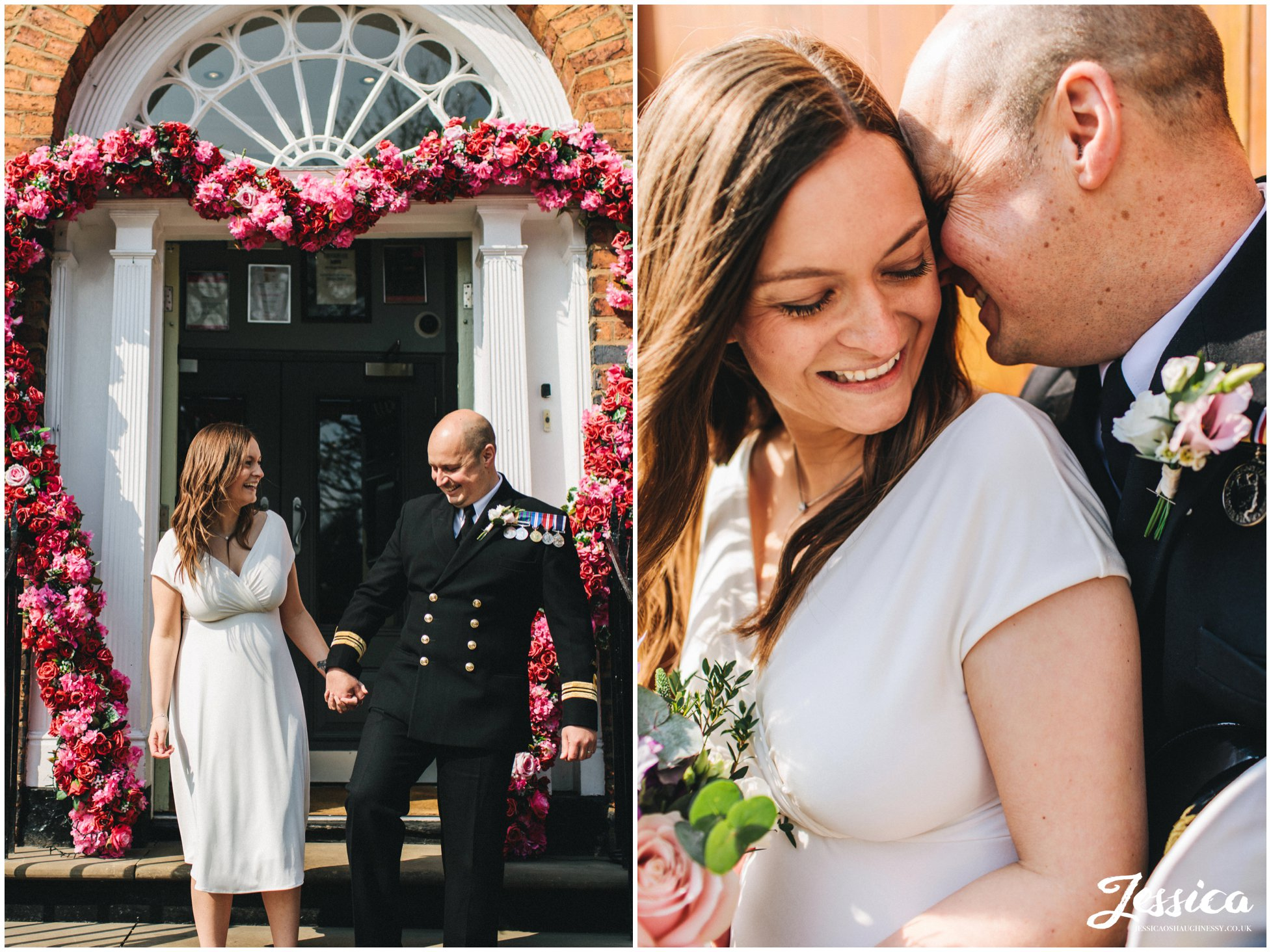 A St Georges Hall Elopement in Liverpool