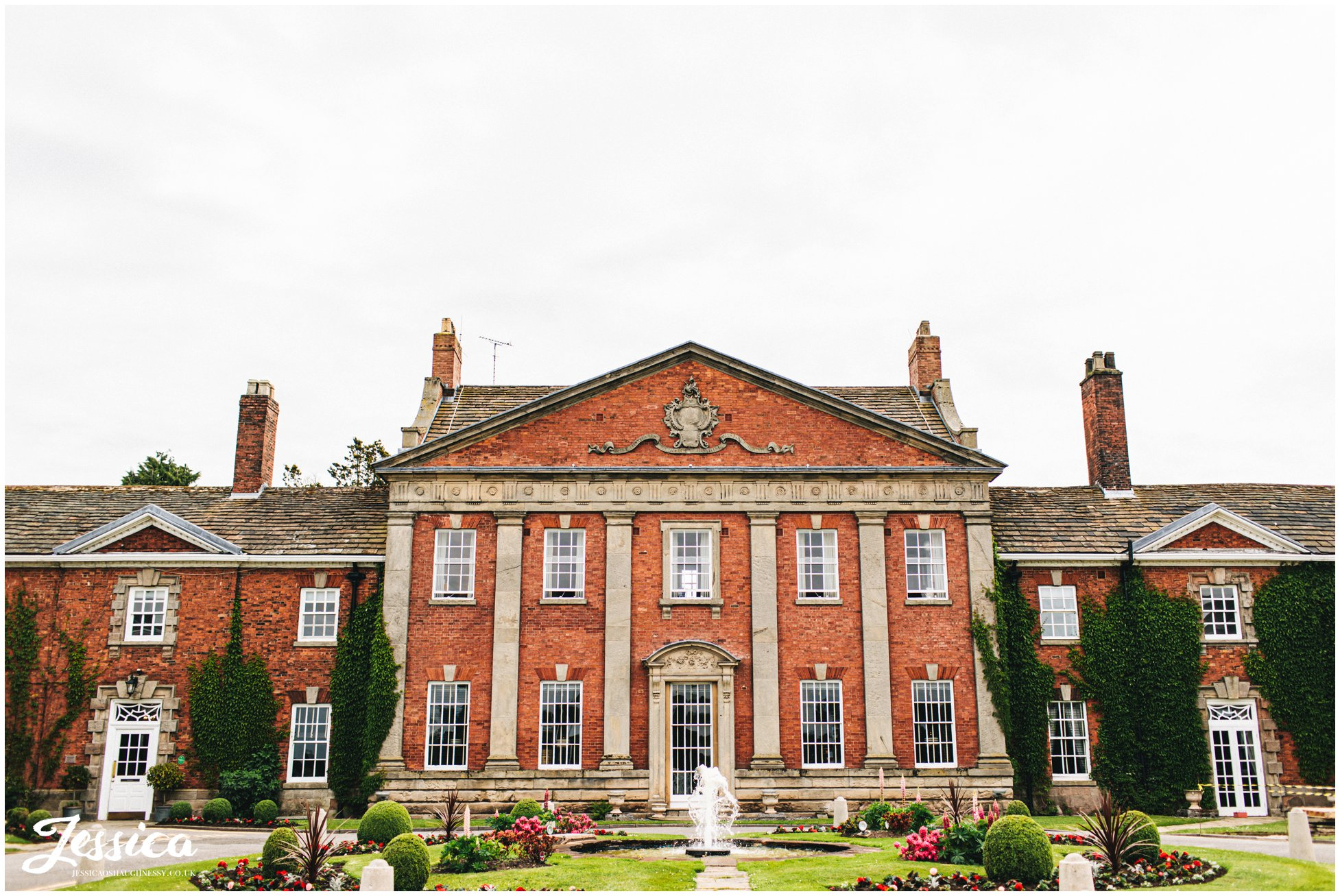 Mottram Hall wedding venue in cheshire