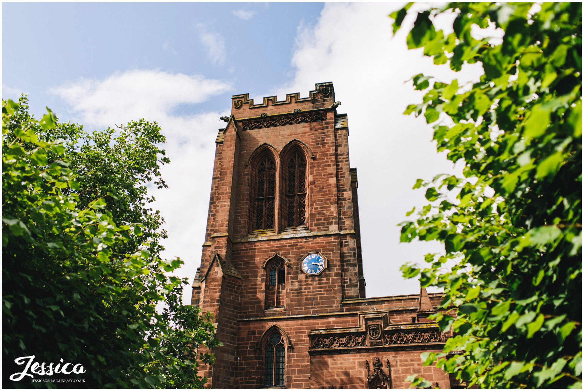 eccleston church in chester