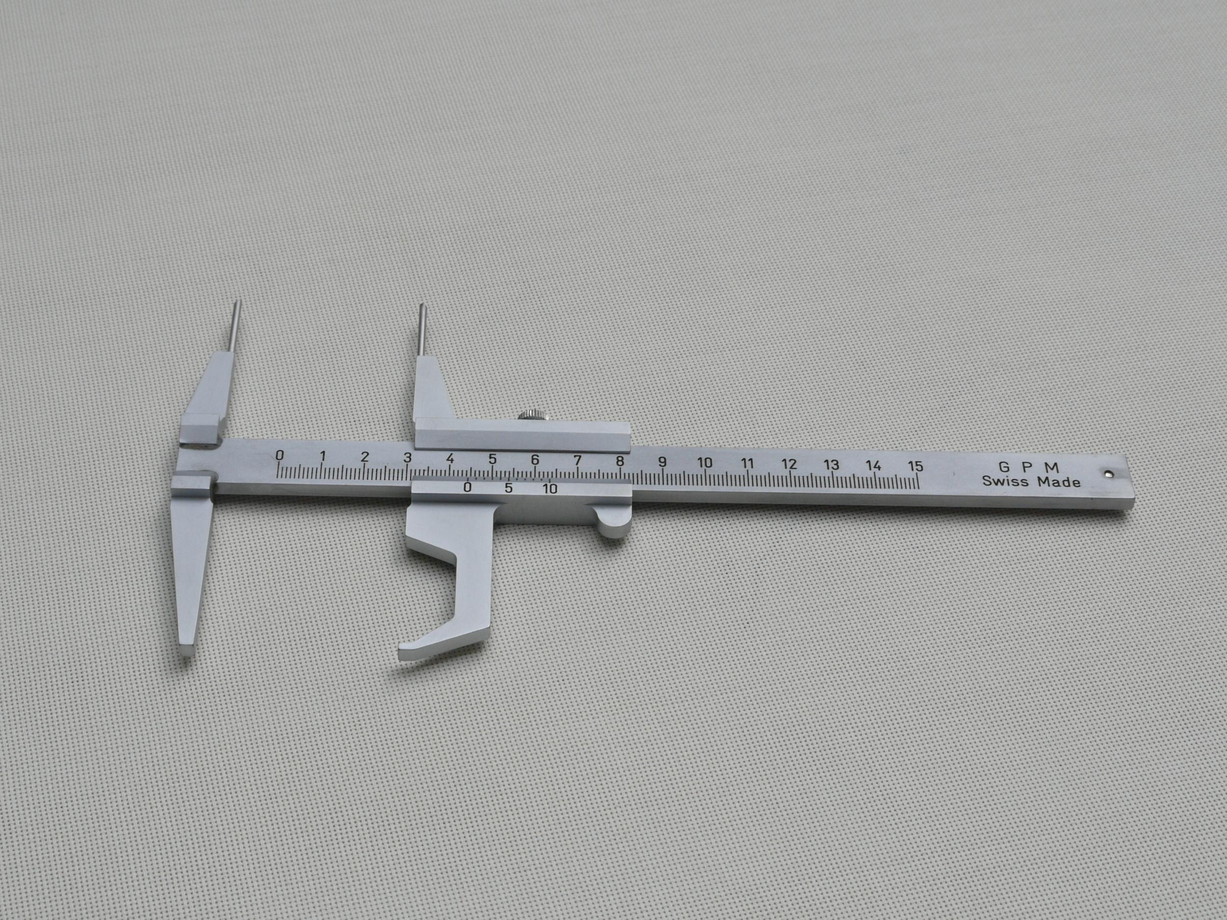 GPM Sliding Caliper (with vernier) 105
