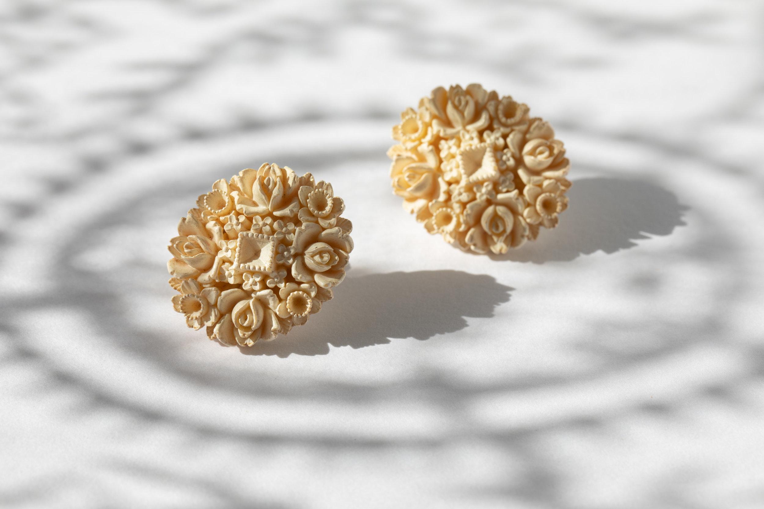 Great Grandma Zita's earrings