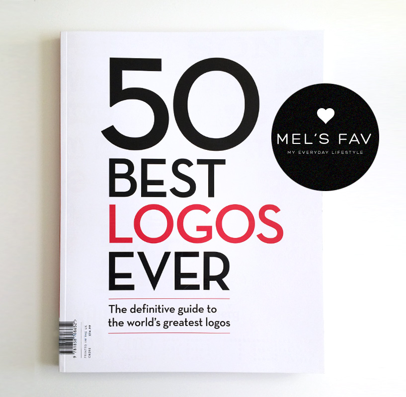 Mel S Fav 50 Best Logos Ever Book Mel Dallas Lifestyle Geek Blogger