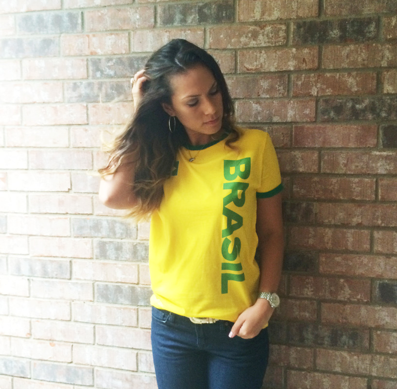 Photo Credit: My Daughter | Shirt - Forever 21 (Men XS)