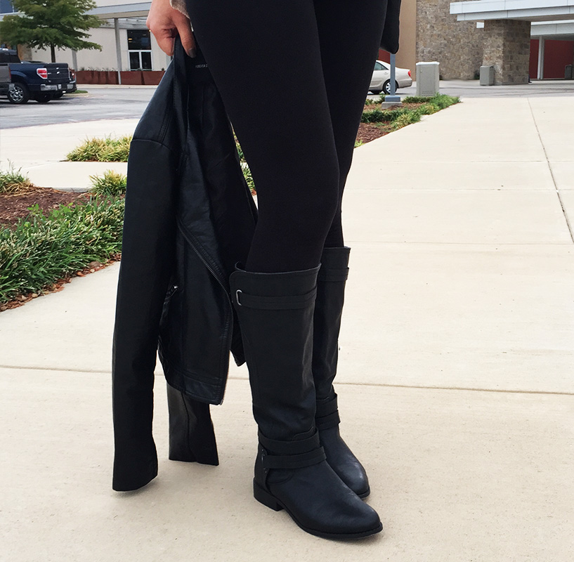 Love this boots for Fall from Forever 21