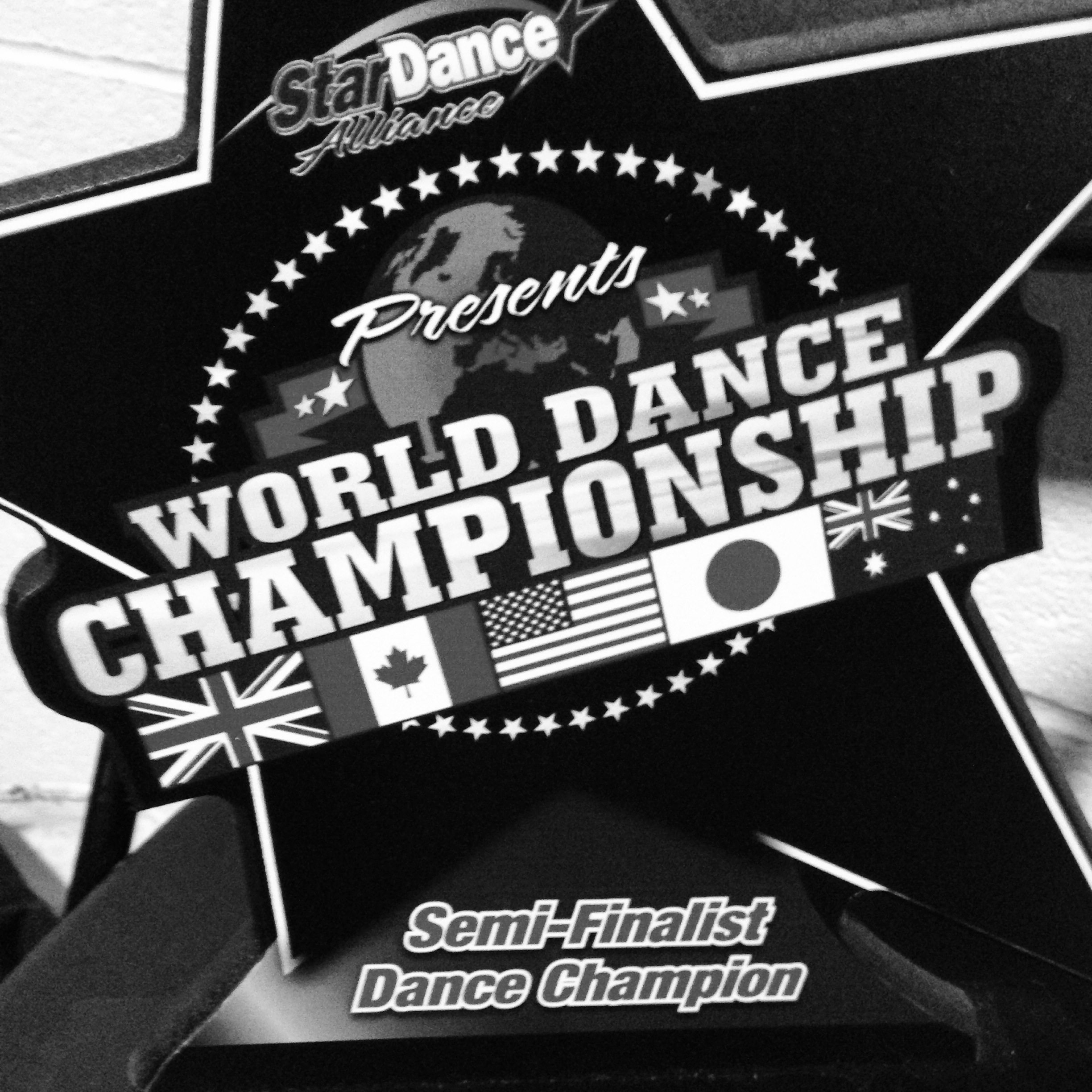 World Dance Championship August 2014
