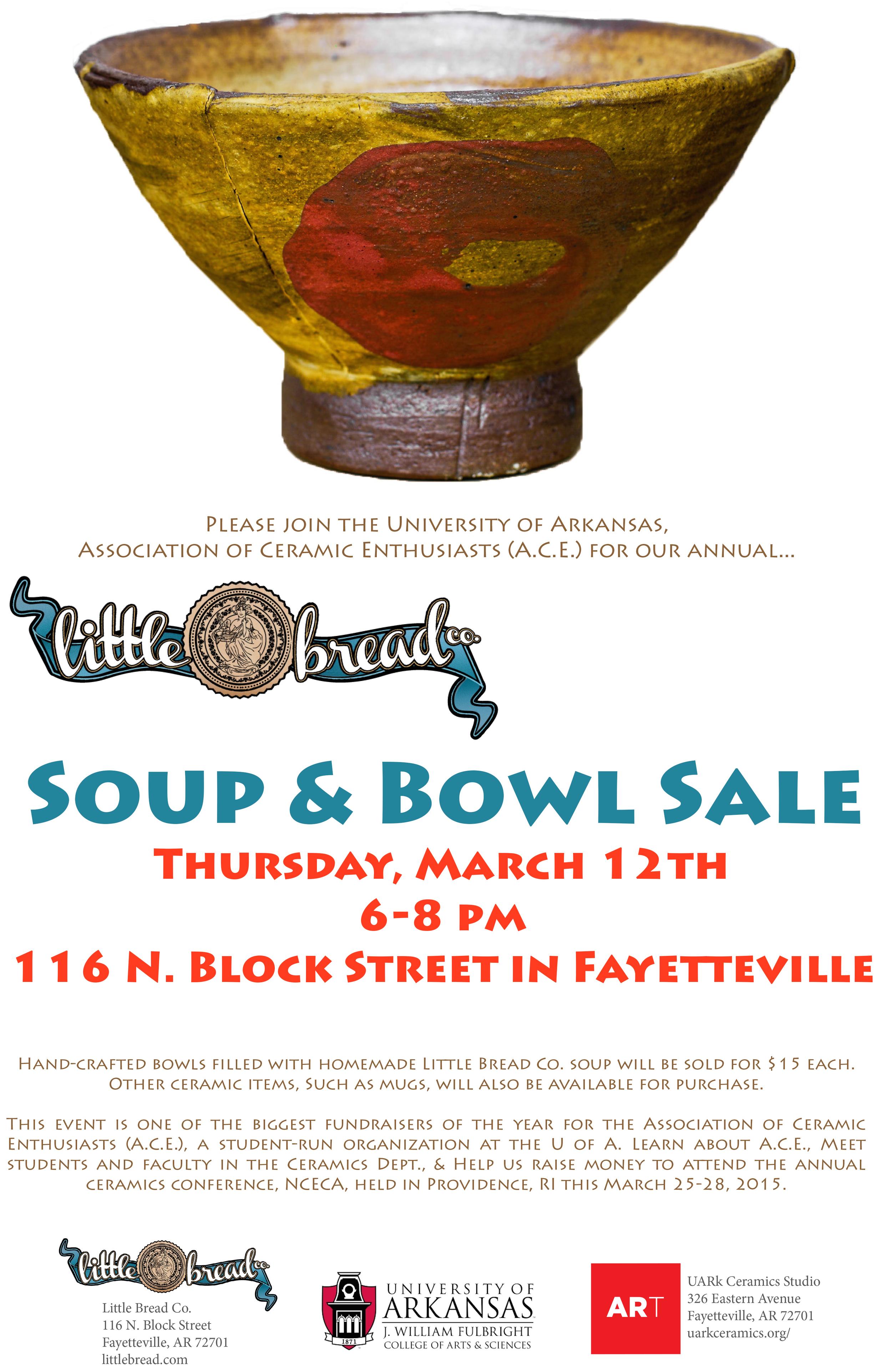 ACE Soup Sale