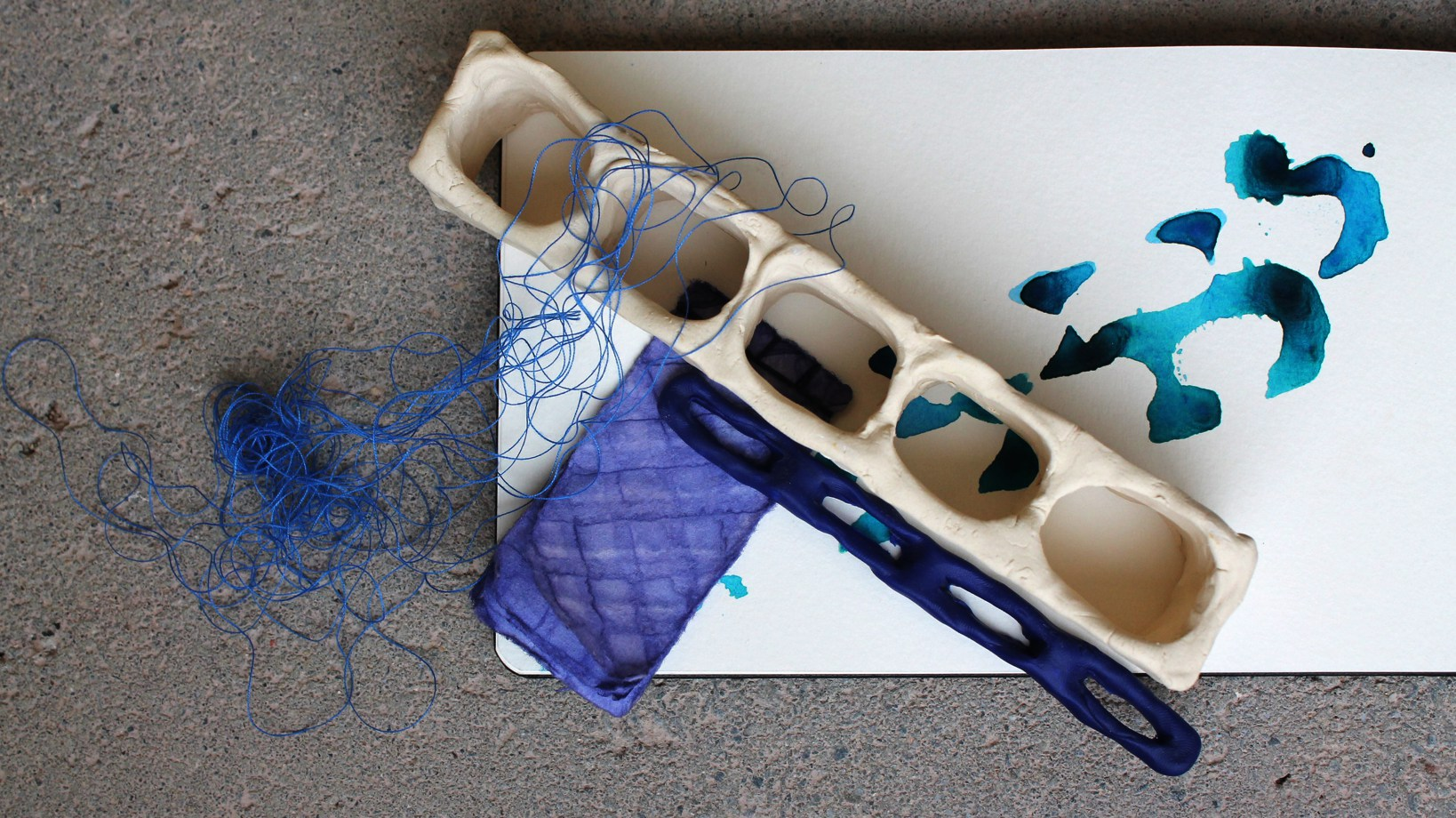 Current Resident Artist,Roberta Massuch