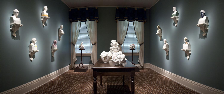 """Still[ed] Life"", solo exhibition in the Sinton Gallery, Taft Museum of Art , Cincinnati OH."