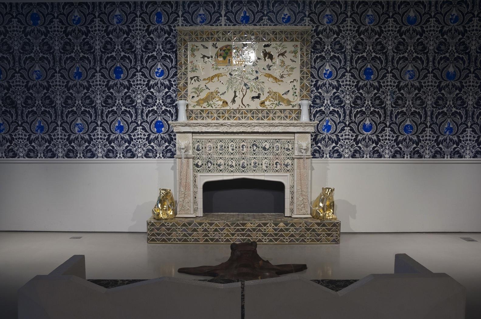 The Living Room , Contemporary Art Center, Cincinnati Ohio.
