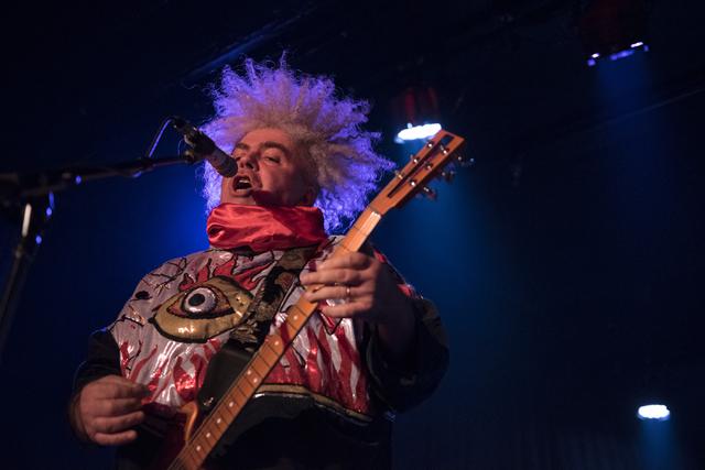 Melvins at Neon Reverb Festival