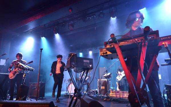 Neon Indian at Neon Reverb Festival