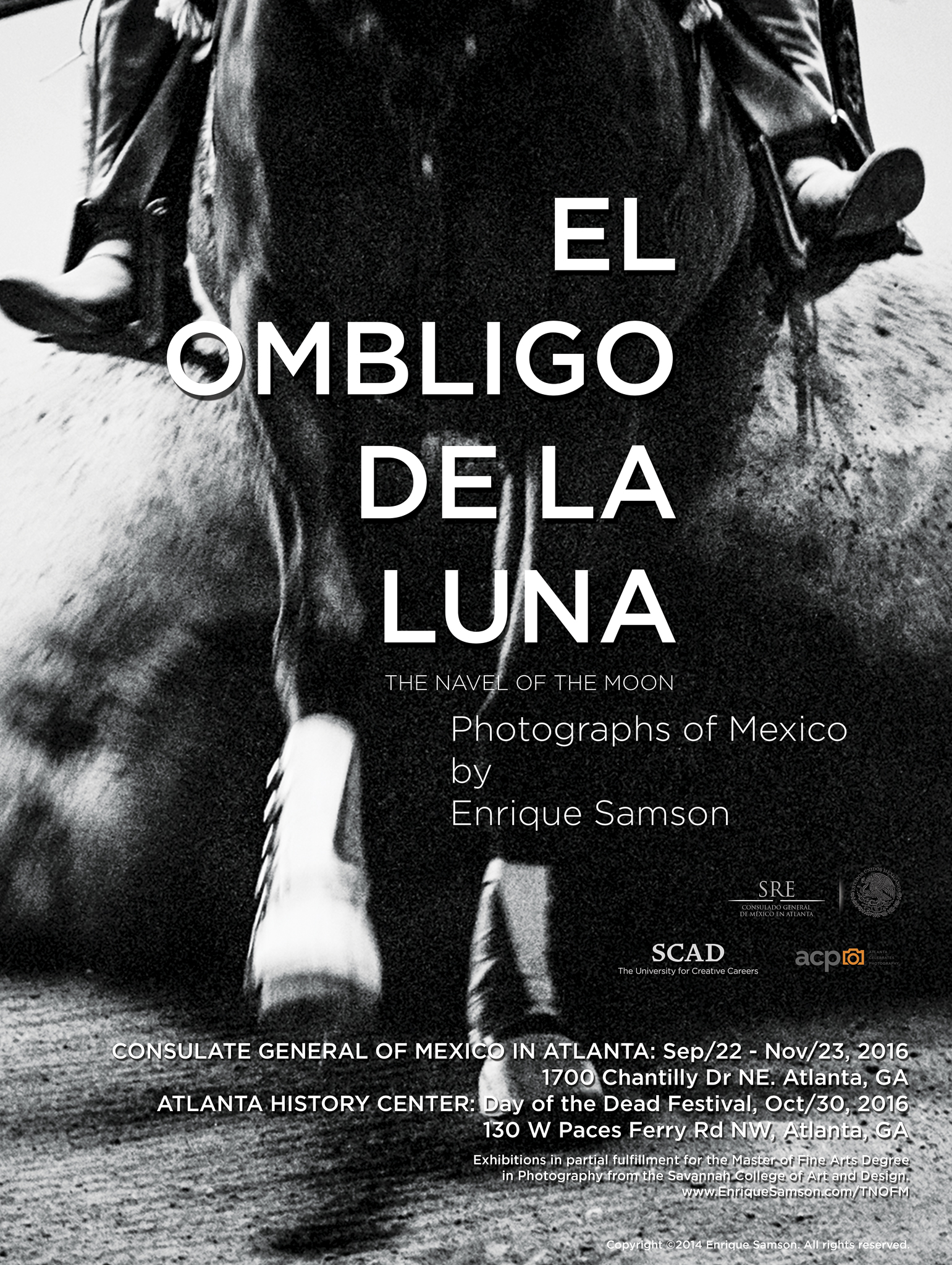 The navel of the moon' photographs of Mexico by Enrique
