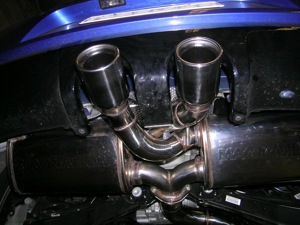 EXHAUST SYSTEMS — PCE ROLLBARS