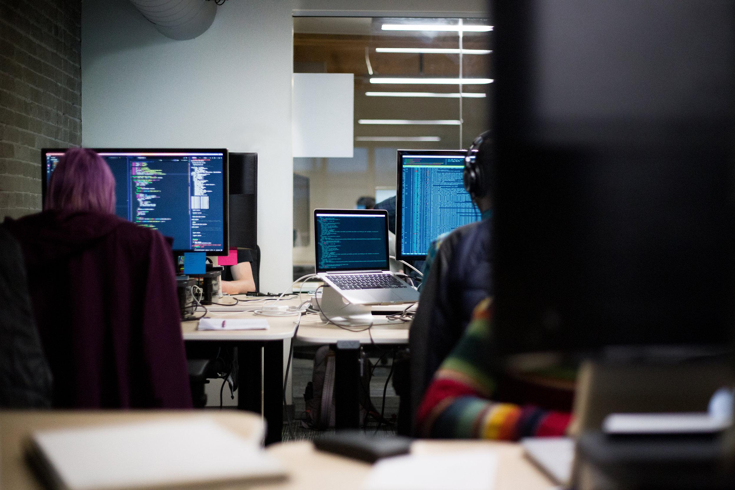 Software Engineers CDR