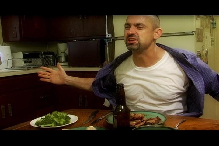 Eddie Markovich as The Sadistic Husband