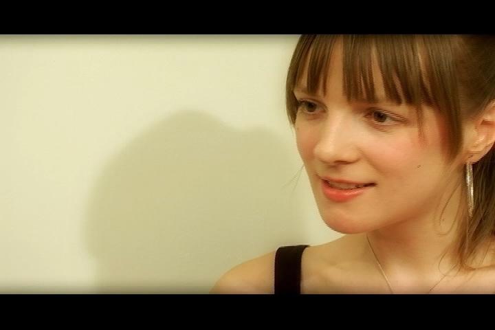 Irina Roma as Shelley
