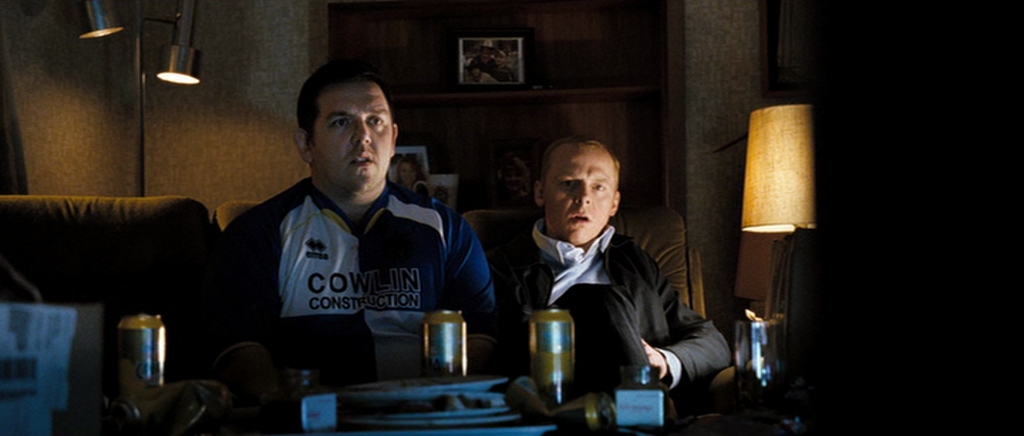 Is Hot Fuzz the best of the trilogy?