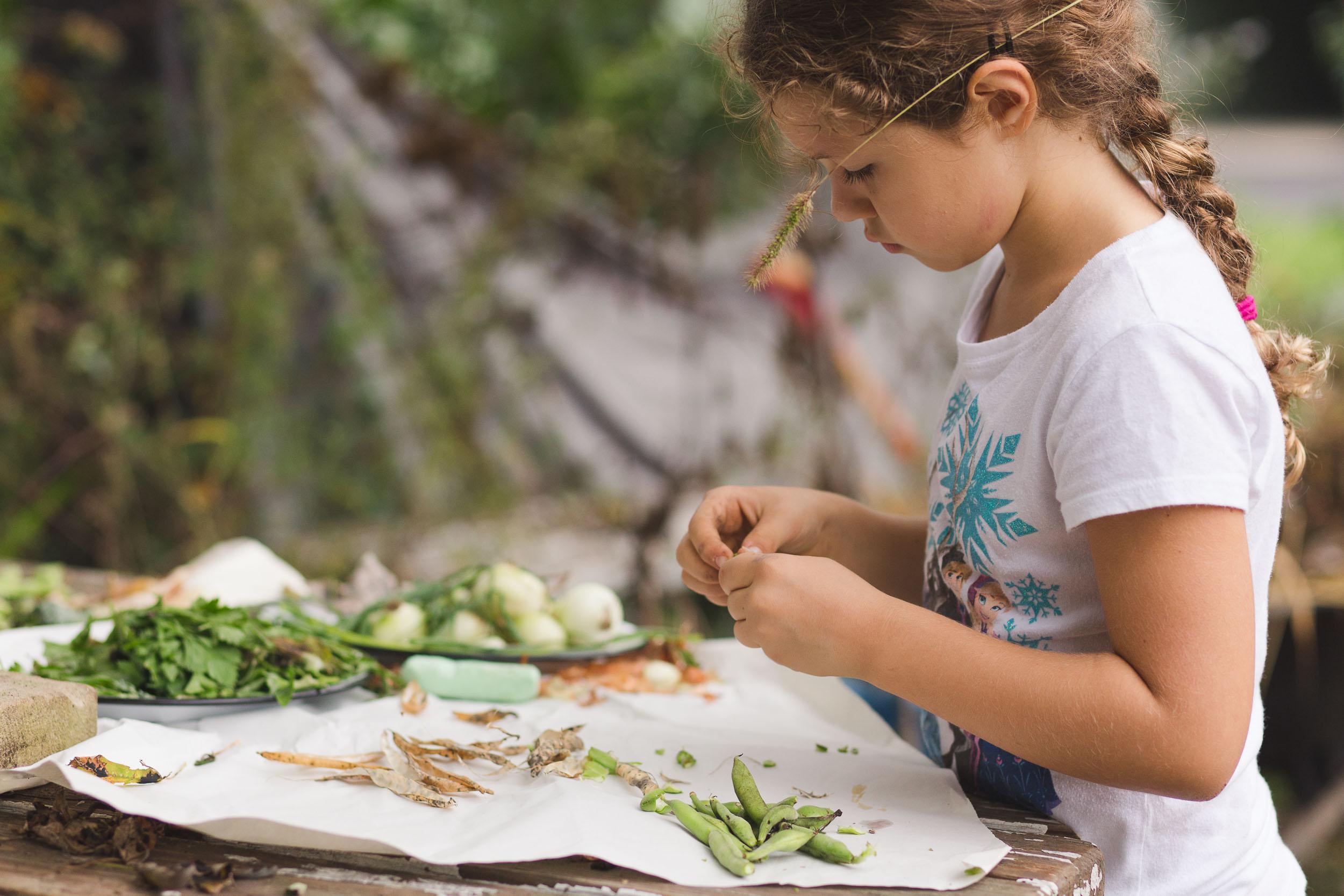 Hands on Education Gardening