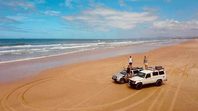 Unreal scenes 🤙🏼🤙🏼 . . . . . #summer #straya #4wd #beach #troopy #paradise #adventure #newsouthwales #australia #exploremore #wildernessculture #discoverearth
