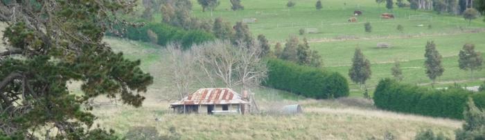 The old Byrne homestead, Shoreham