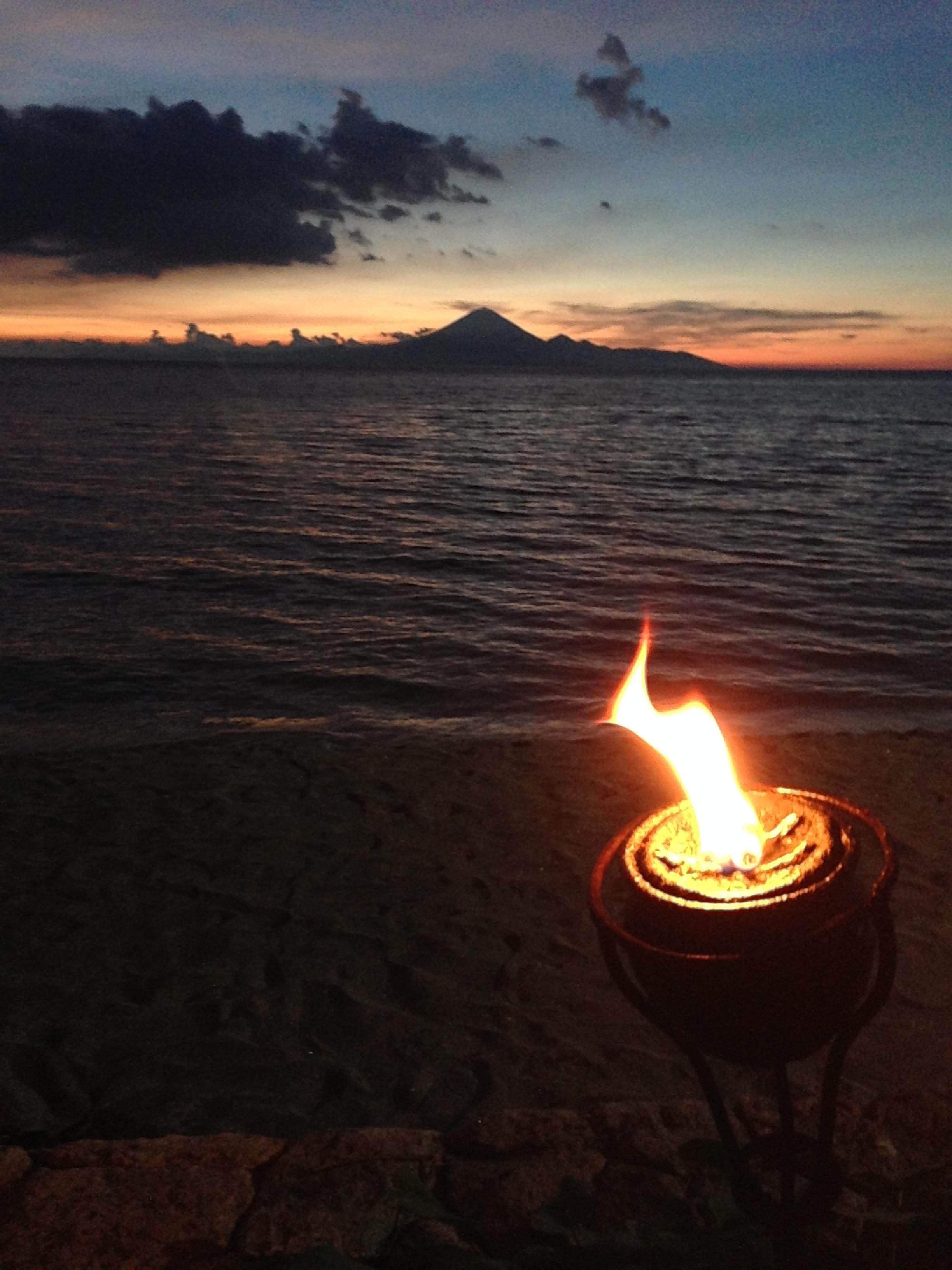 Sengigi, Lombok, Bali