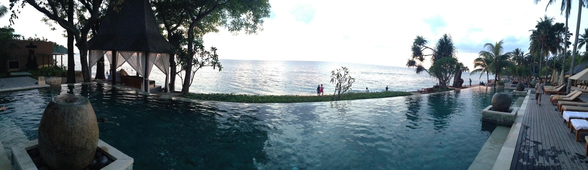 Enjoy paradise!